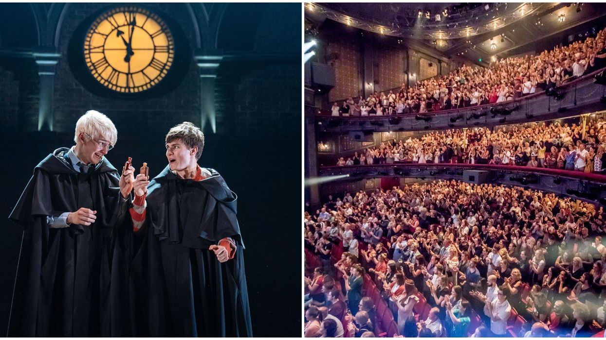 """""""Harry Potter And The Cursed Child"""" Wants To Hire You To Play A Wizard In Show's Canadian Premier"""