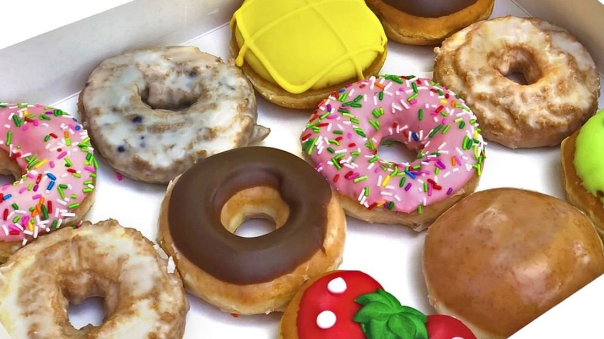 Krispy Kreme Is Giving Away FREE Donuts In Canada Today