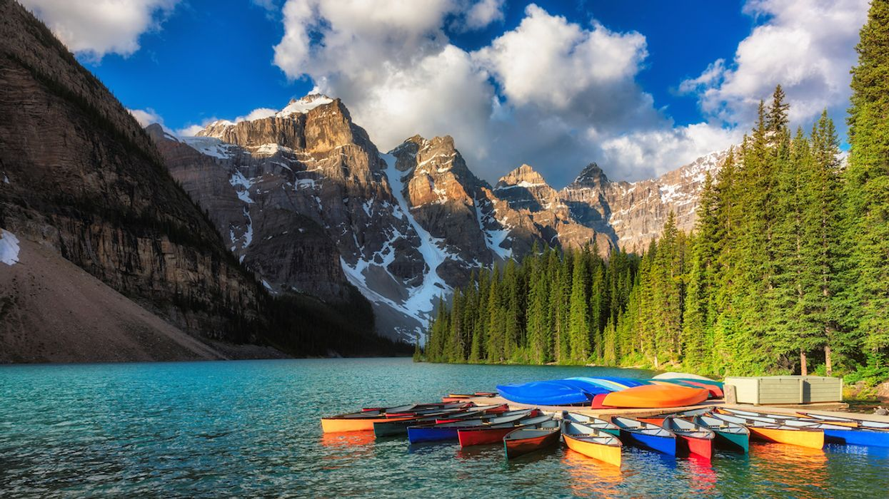 All National Parks In Canada Will Be FREE On Canada Day