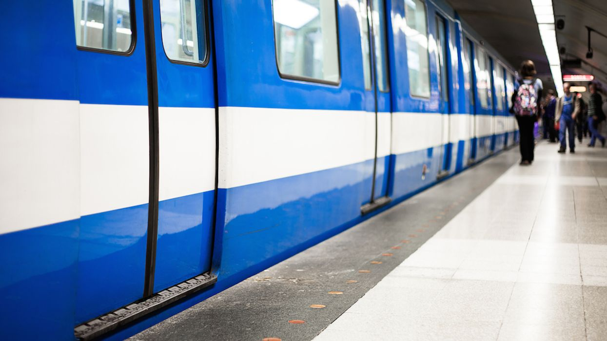 An Emergency Situation Has Shut Down The Entire Montreal STM Blue Line
