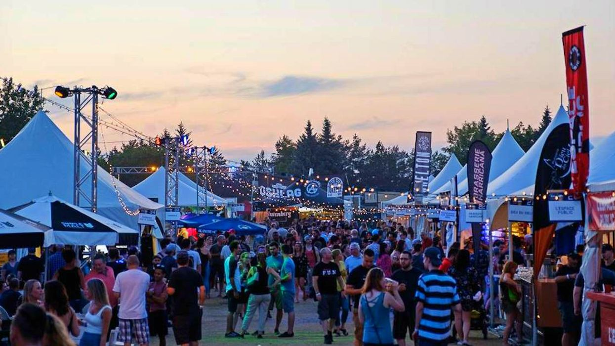 A Sprawling Beer & Music Festival Is Coming To Laval This Summer