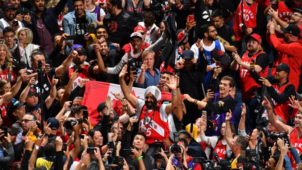 Vegas Odds Predict The Toronto Raptors Will Win The NBA Championship Tonight