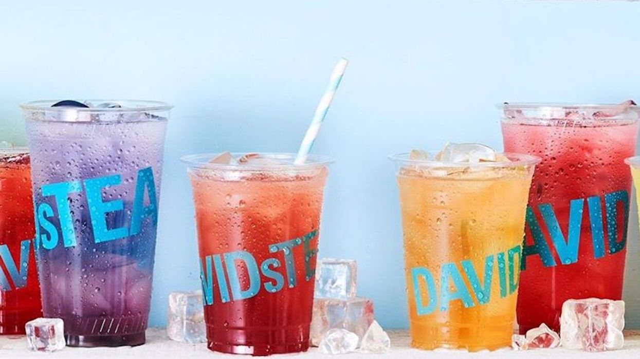 David's Tea Is Giving Out FREE Iced Tea Across Canada Today