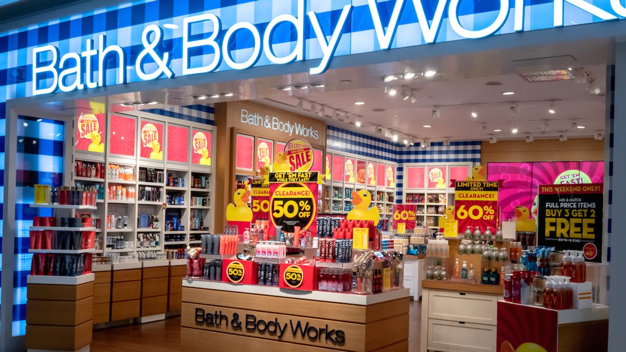 Bath & Body Works Canada Is Having A Giant Rare Sale With Items Up To 75% Off