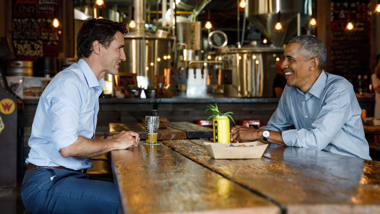Obama Is An Honorary Canadian And Here's The Proof