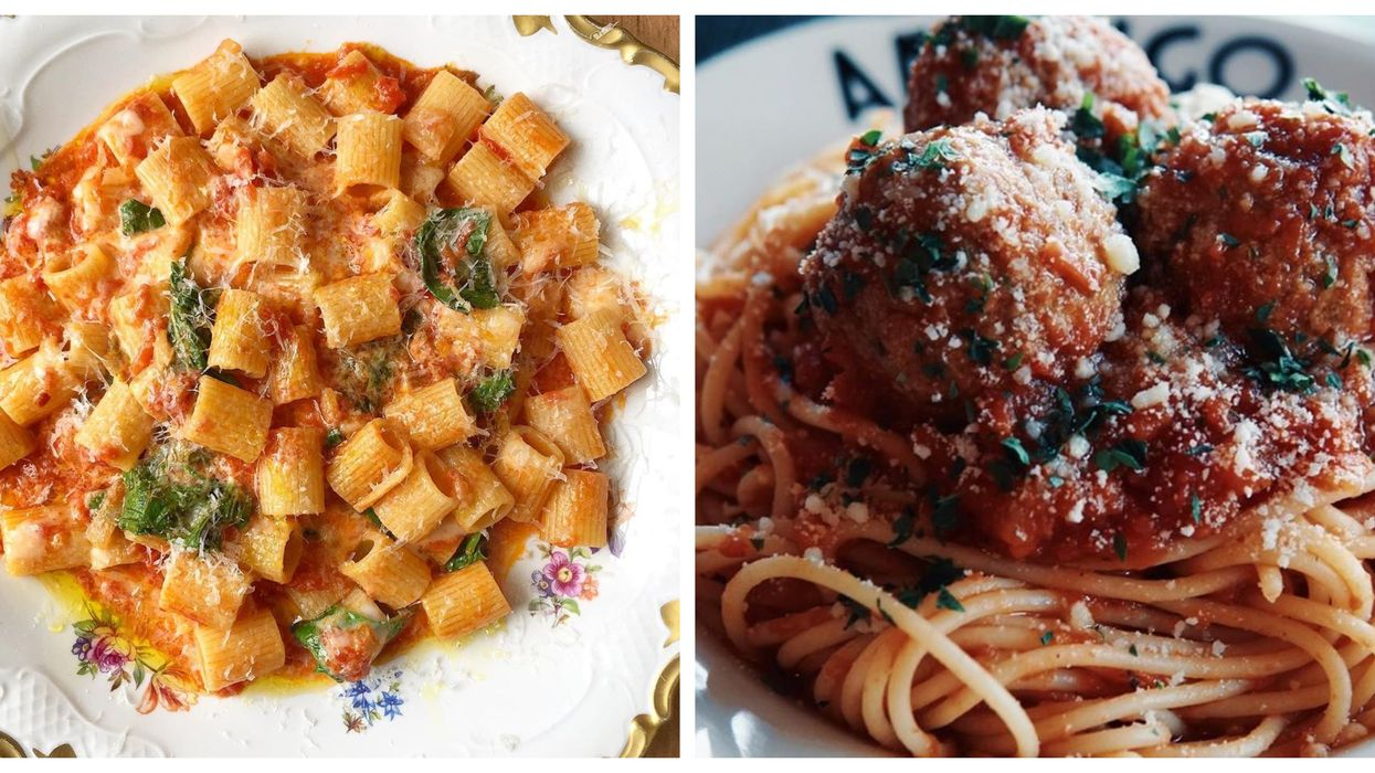 22 Restaurants In Montreal You Have To Bring A Date To If They Absolutely Love Pasta