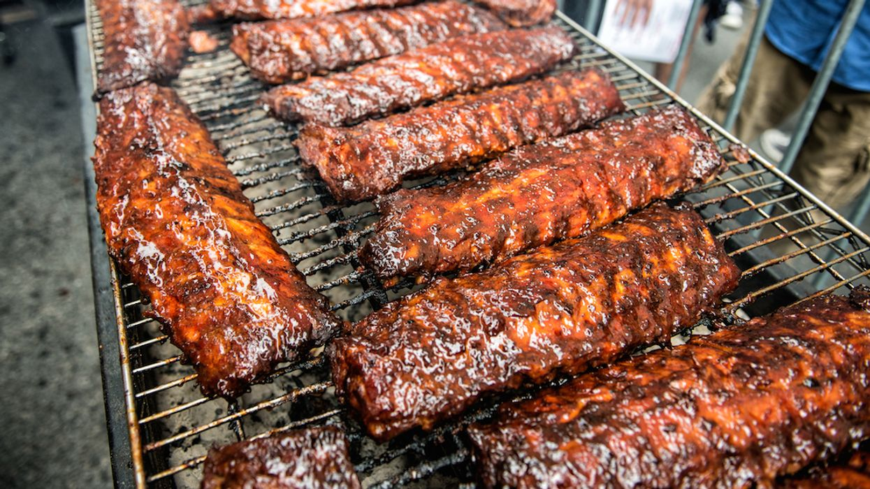 Montreal Is Hosting A Massive Free BBQ Food Festival