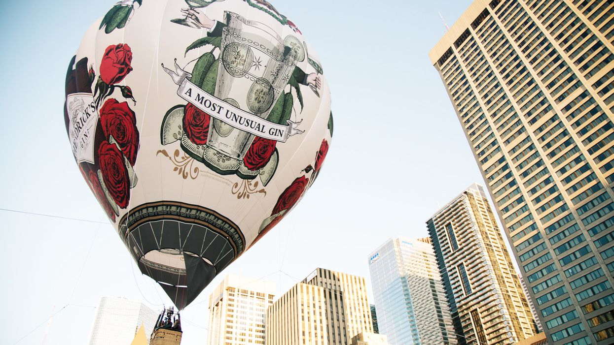 You Will Be Able To Ride In A Hot Air Balloon Over Montreal This Summer