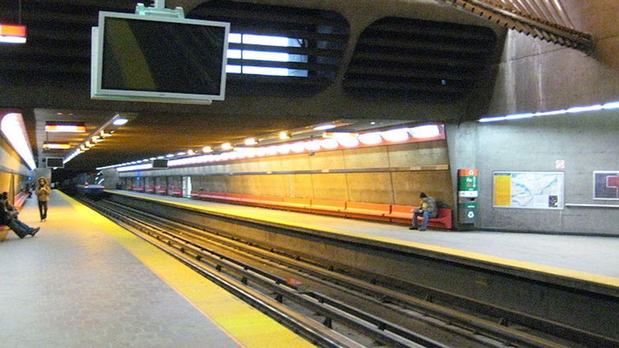 Train Breakdown Forces Montreal STM Orange Line Shutdown