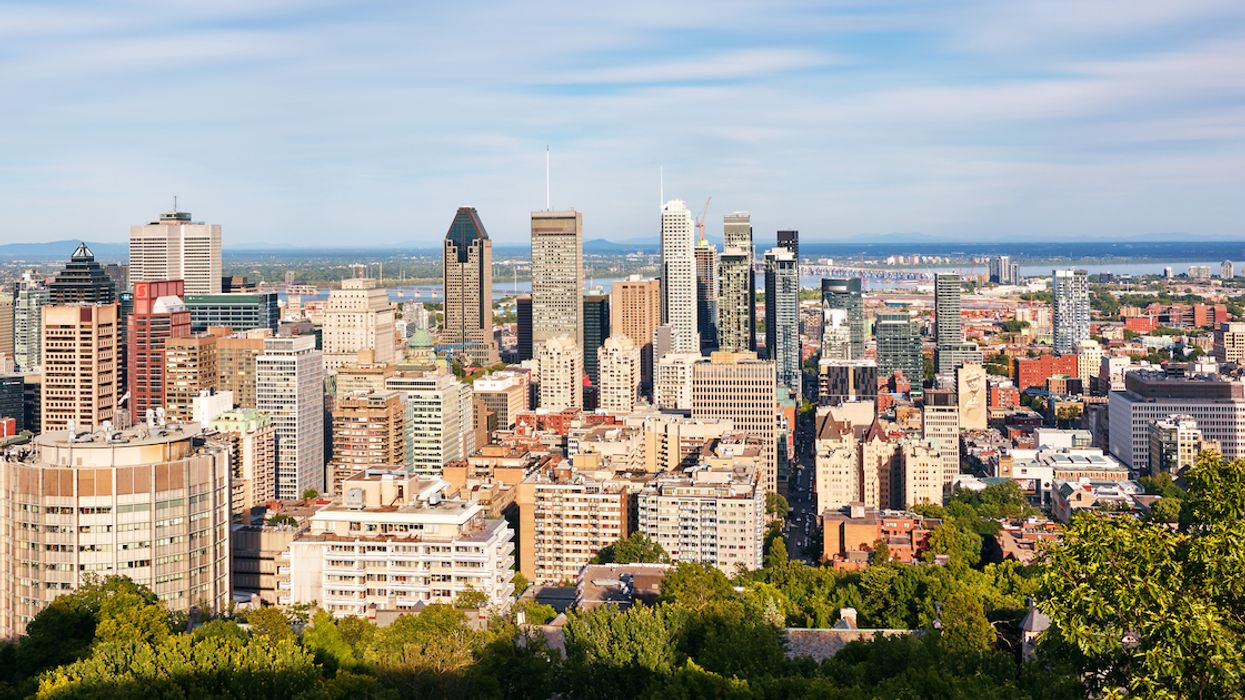 It's Going To Be Sunny & Feel Like 30 Degrees This Weekend In Montreal