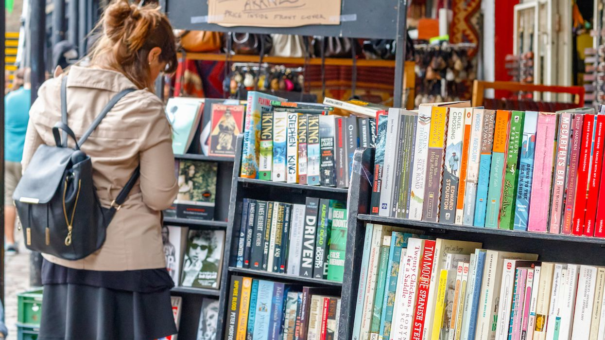 Montreal is Hosting A Huge $1 Book Sale This Weekend