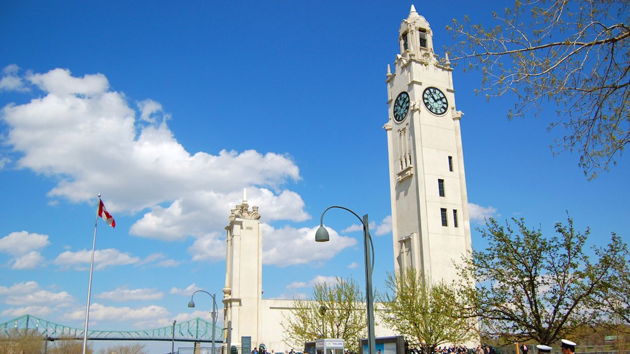 Montreal's Old Port Clock Tower Is Free To Climb This Summer