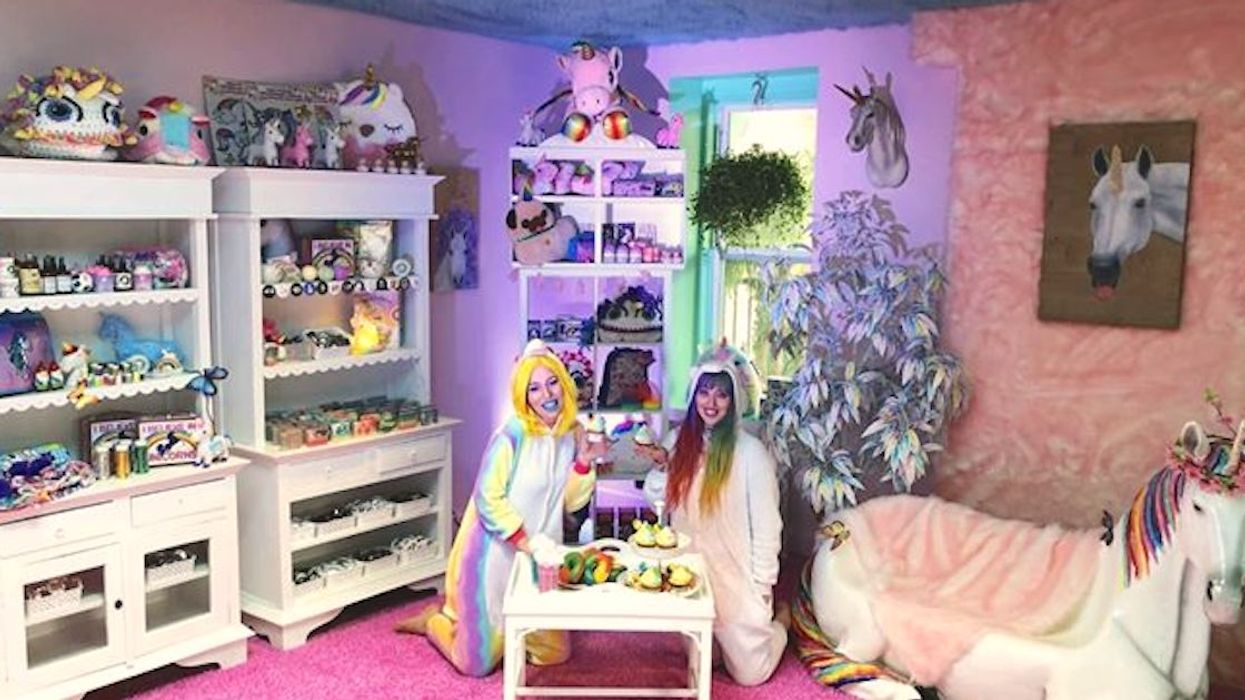 Montreal Is Getting An All-New Magical Unicorn-Themed Store