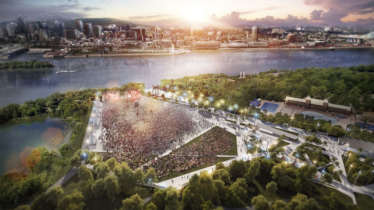 Here's What The New Parc Jean-Drapeau Looks Like (Video)