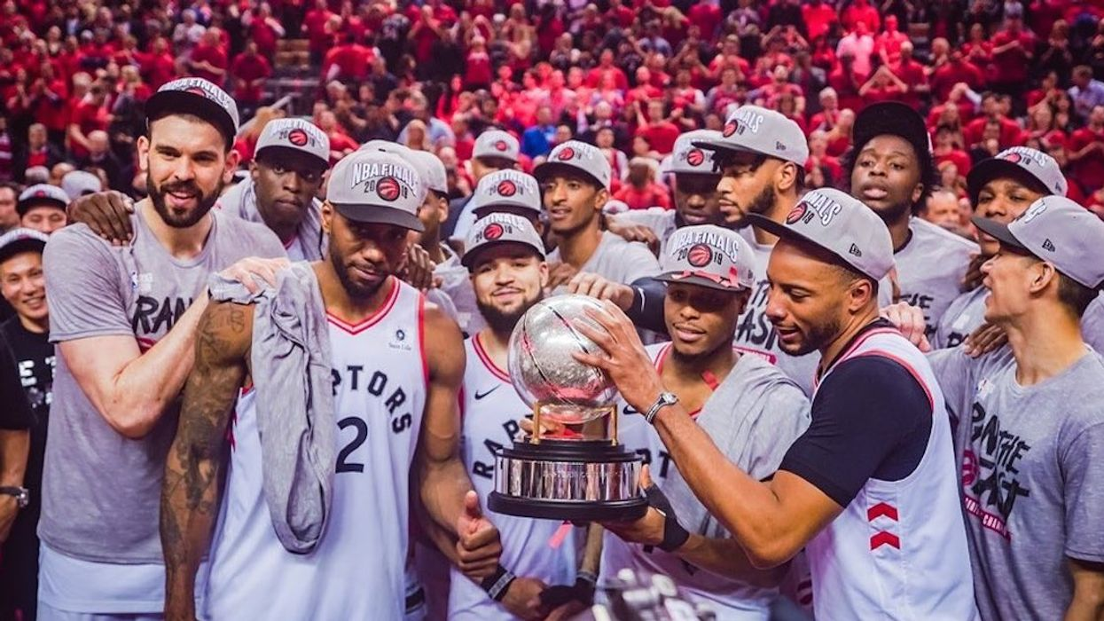 You Can Watch The NBA Finals For FREE At 33 Cineplex Movie Theatres Across Canada