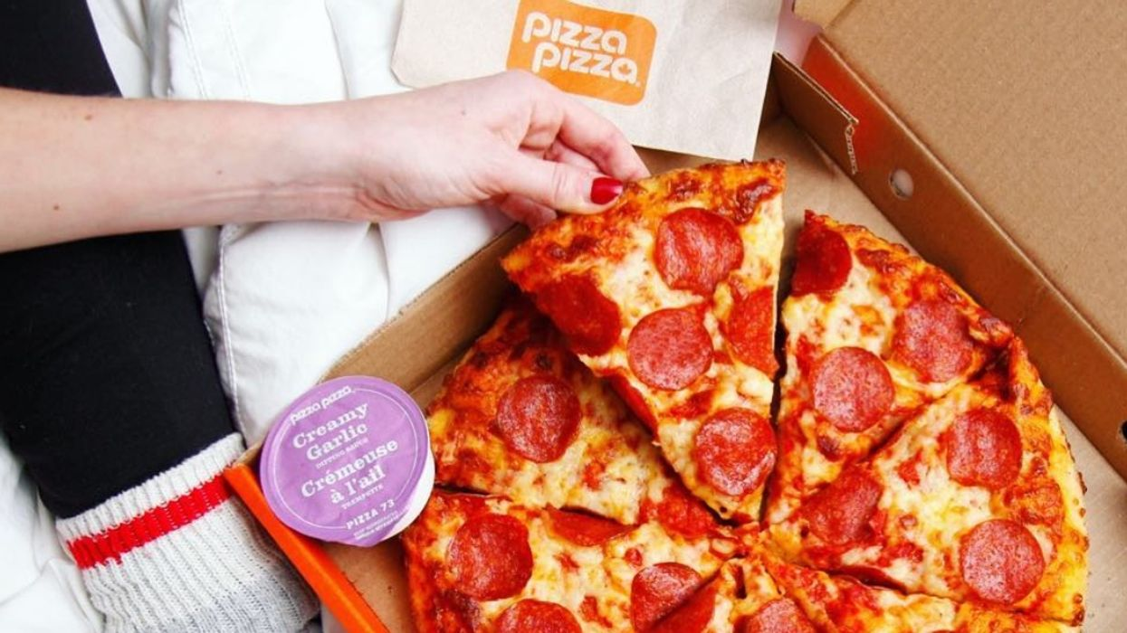 Pizza Pizza Is Selling Pizzas For Only $5 Across Canada For A Limited Time