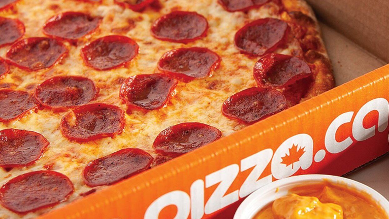 Pizza Pizza Is Giving Out 10,000 Free Pizza Slices This Week