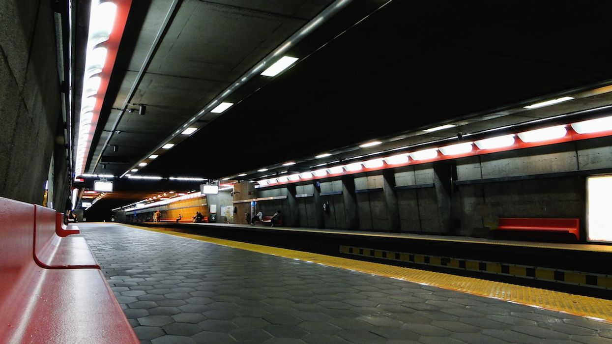 Part Of The Montreal STM Orange Line Has Been Shut Down