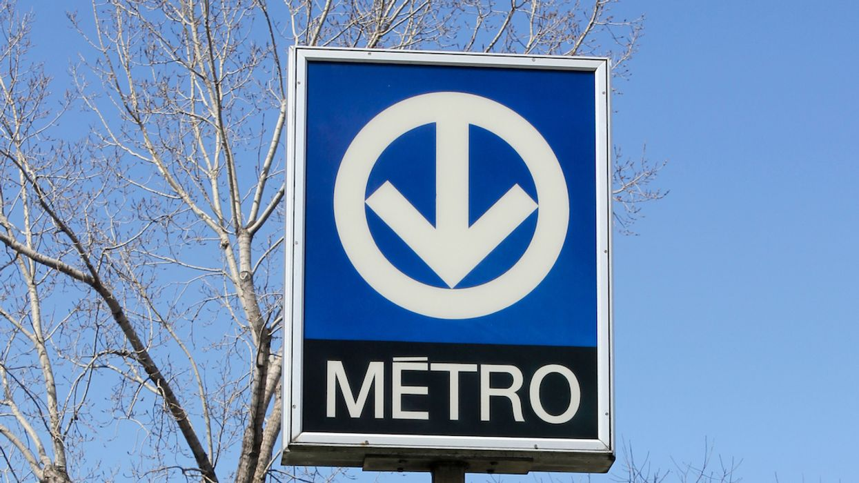 Montreal STM Papineau Station Shut Down Indefinitely
