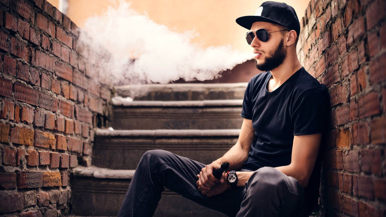 Vaping Is Just As Addictive As Cigarettes And Here's Why