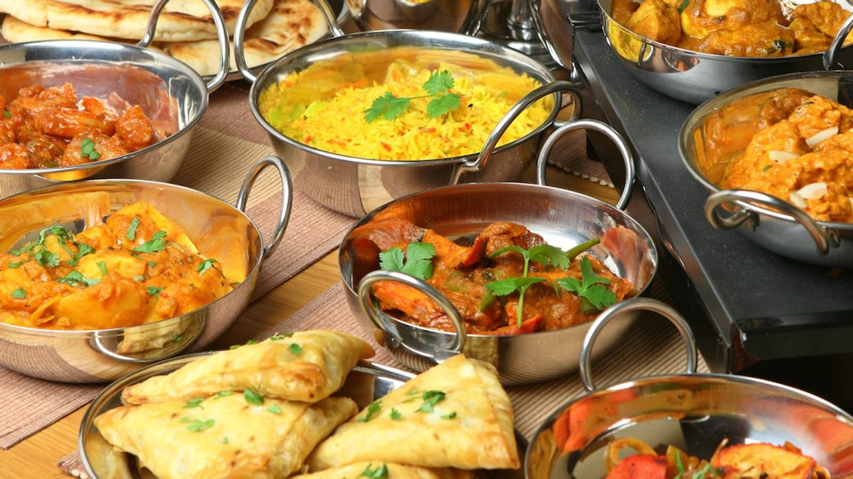 Montreal Is Hosting A Massive Free Indian Food Festival
