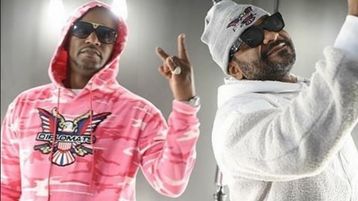 It's Official, Cam'Ron Is Coming To Montreal