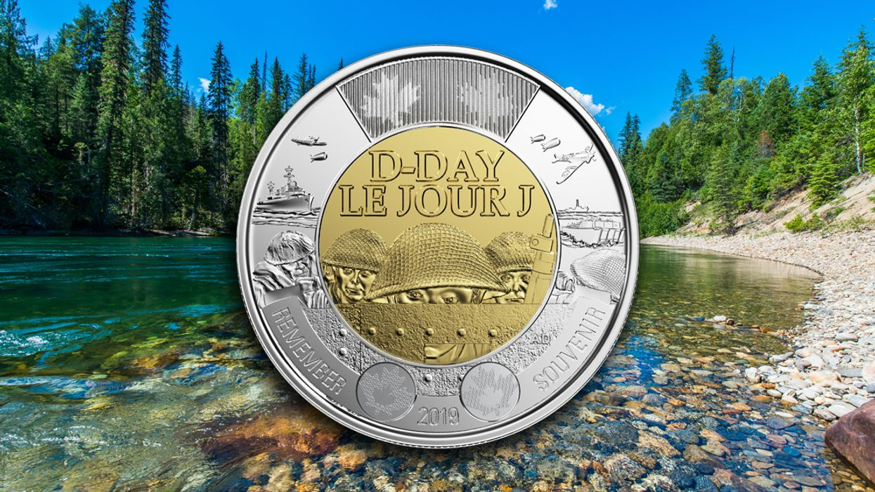 Canada's All-New $2 Coin