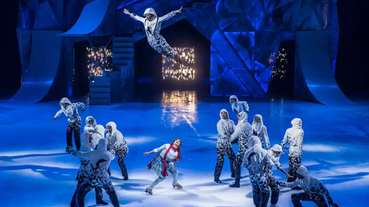 An All-New Cirque Du Soleil Show On Ice Is Coming To Canada