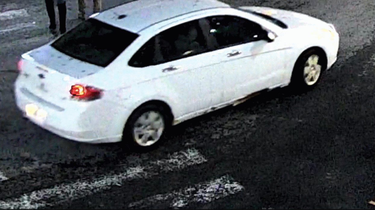 Quebec Police On The Hunt For The Driver Of This Car After A Montreal Area Murder (Photos)