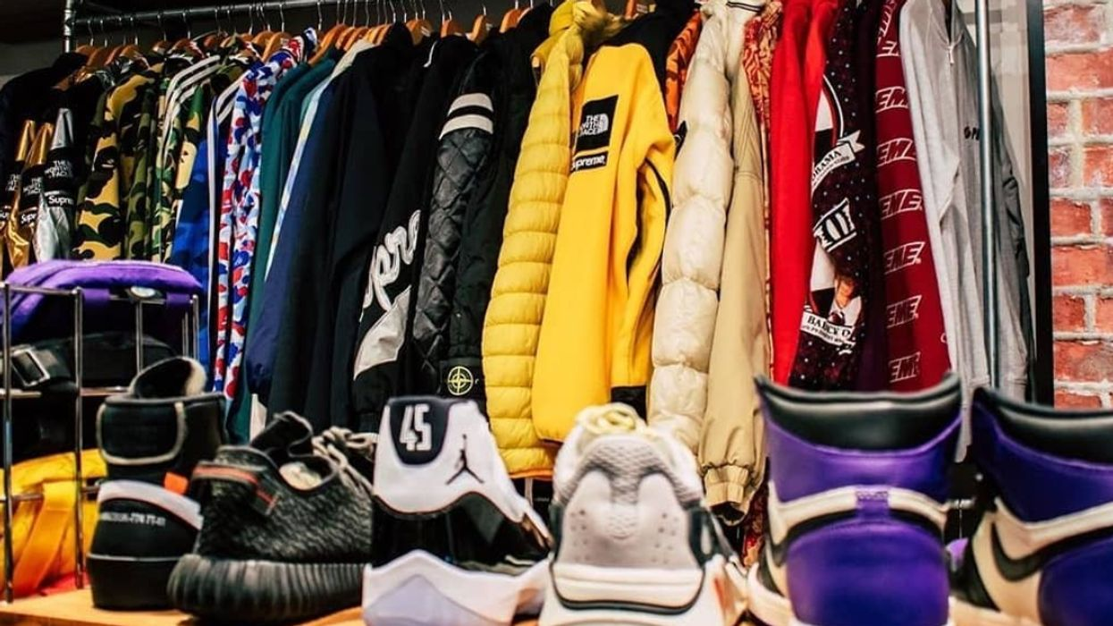 Toronto's Biggest Vintage Streetwear Market Is Coming To Montreal For One Day Only
