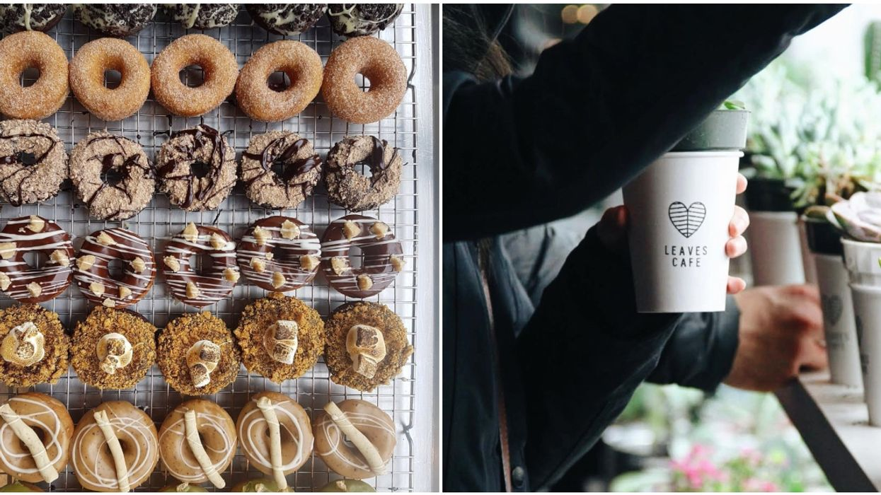 You Can Get Free Vegan Donuts In Downtown Montreal This Friday