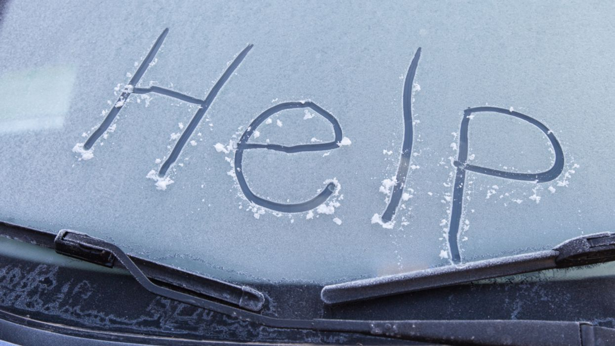 Frost Advisories In Effect For Three Provinces In Canada... And It's The Middle Of May