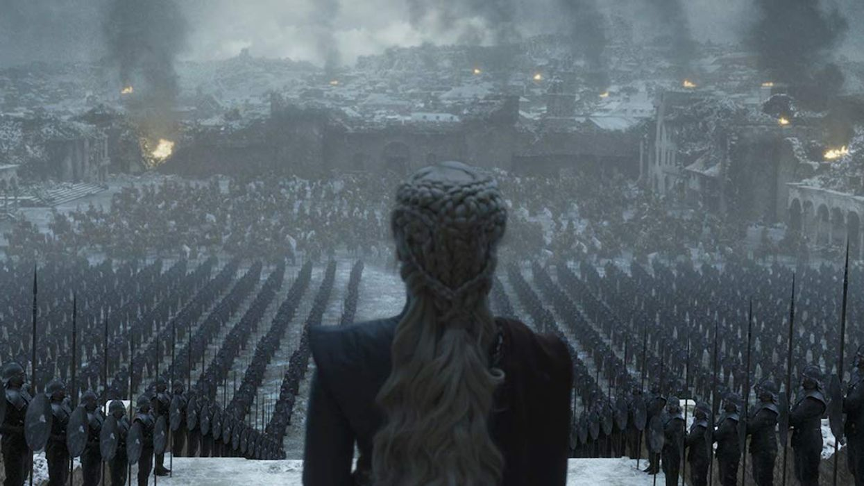 George R.R. Martin Promises A Different Ending For Game Of Thrones