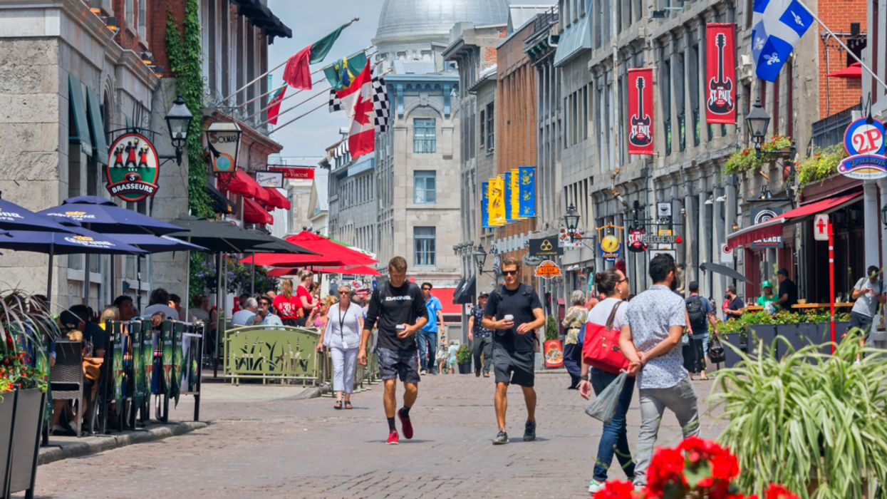 """Good News: Montreal Is Finally Going To Have """"T-Shirt Weather"""""""