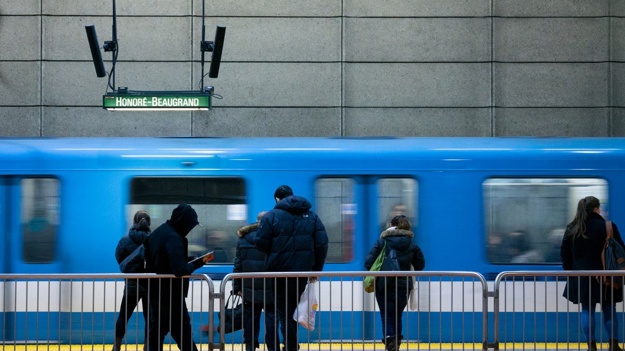 Part Of Montreal's STM Green Line Currently Shut Down, Here's Why