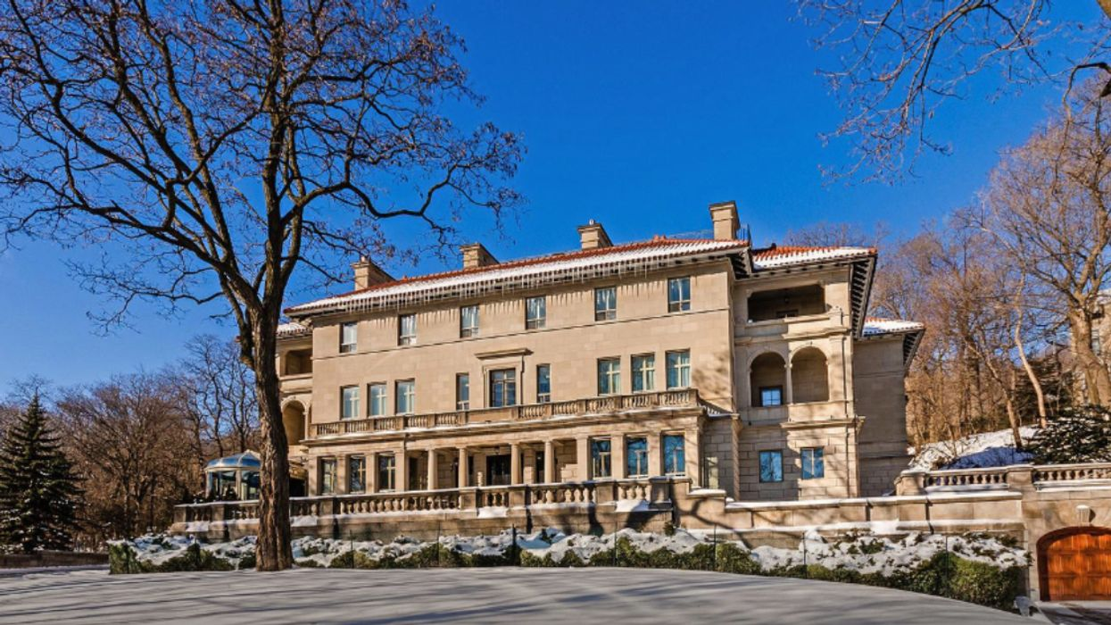 This Insane $40,000,000 Mansion Is The Most Expensive Home For Sale Right Now In Montreal (Photos)