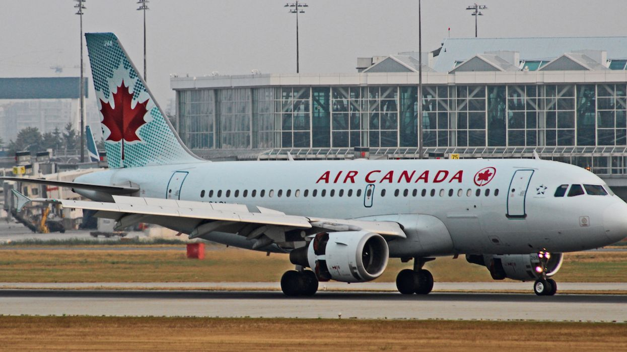 Measles Exposure On Air Canada Flights And In Toronto Pearson Airport, Canadian Health Officials Warn