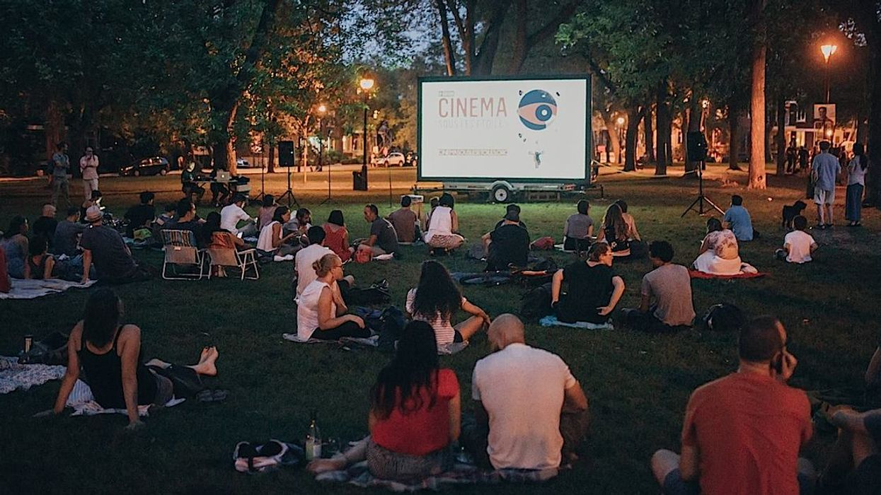 6 Free Outdoor Movie Theatre Events In Montreal This Summer