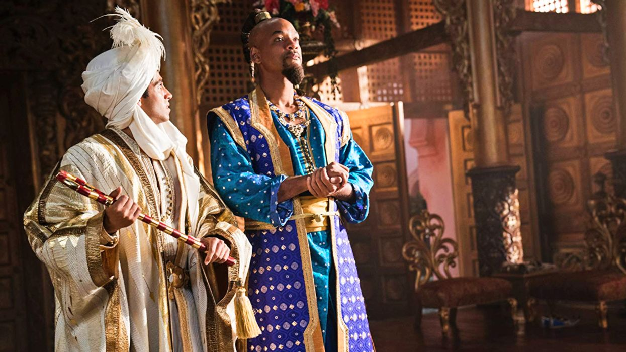 """Clip Of Will Smith Singing """"Prince Ali"""" From New Live-Action Aladdin Has Fans Missing Robin Williams (Video)"""