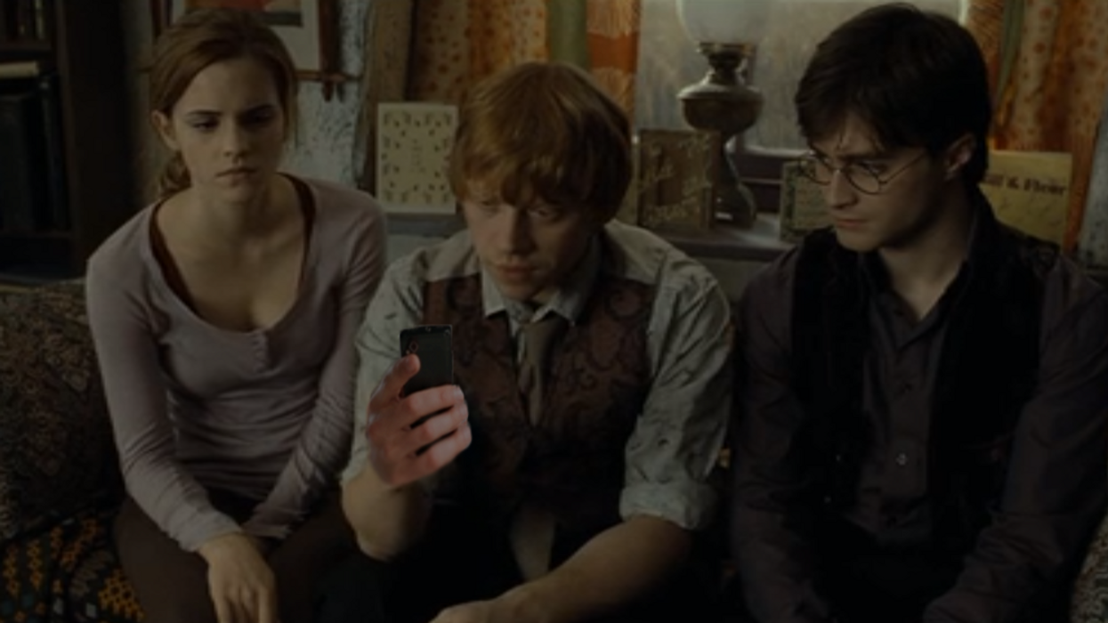 This New Harry Potter Mobile Game Is Like Pokémon GO But With Magic