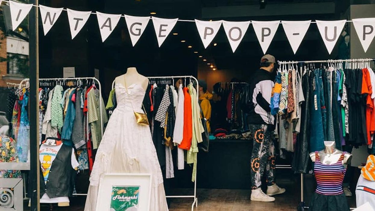 This Huge Montreal Vintage Flea Market Is Popping Up For Select Dates This Summer