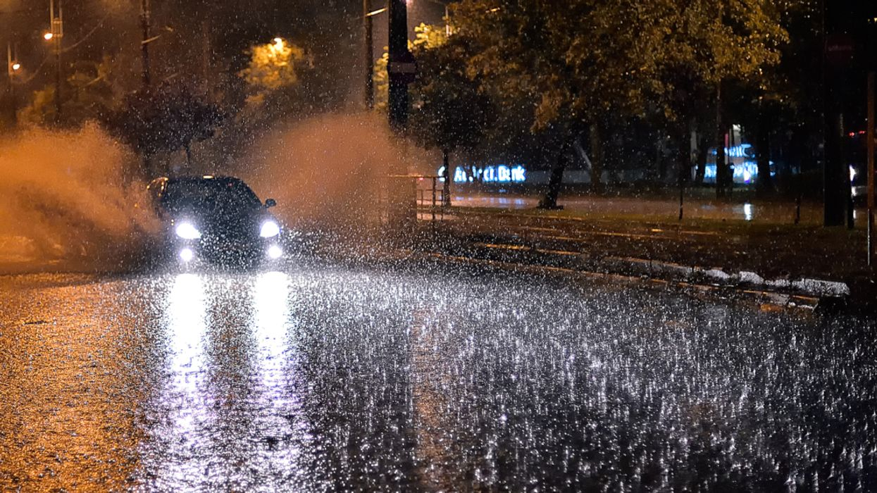 Warning: Heavy Rain Alert And Flood Risk In Effect For Montreal