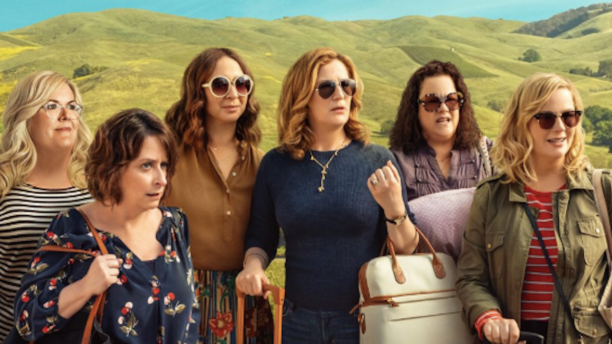"""New Netflix Movie """"Wine Country"""" Is Like """"Bridesmaids"""" But Funnier And With Amy Poehler & Tina Fey"""
