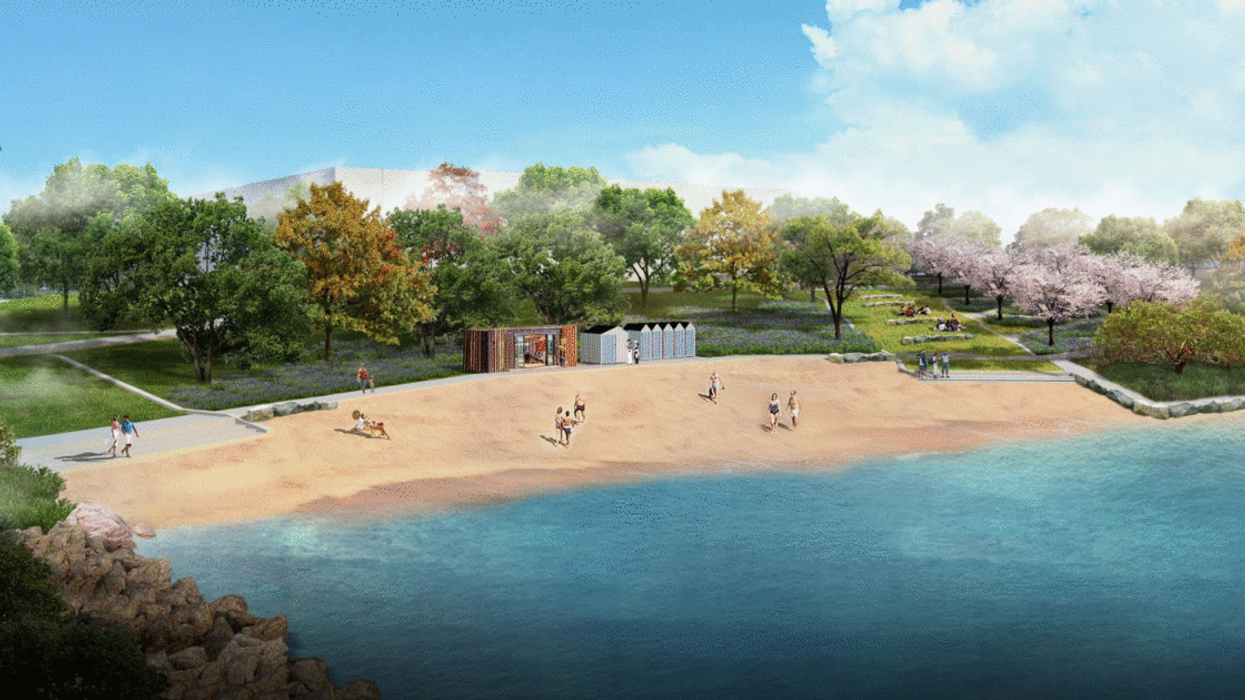 It's Official, The New Montreal Beach Is Finally Opening This Summer