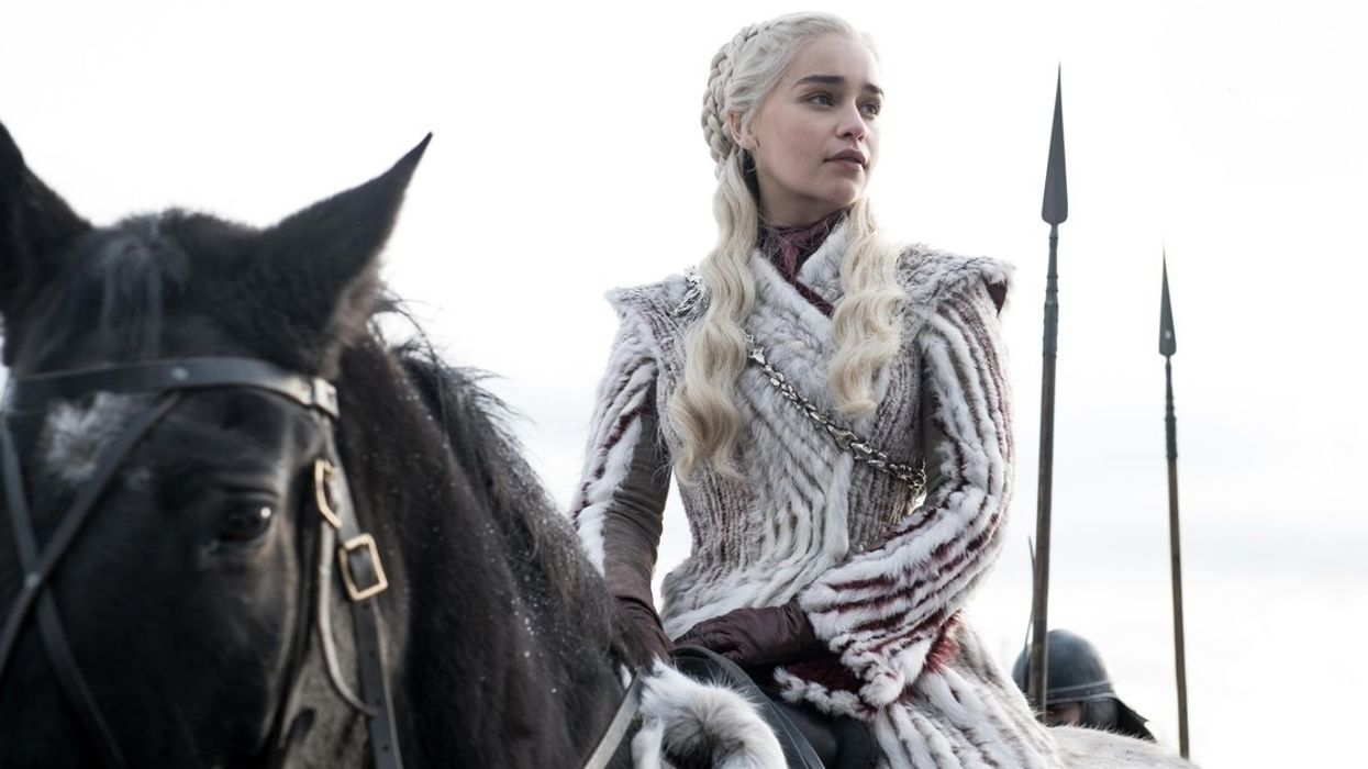 Game Of Thrones Actress Emilia Clark Reveals Truth About Starbucks Coffee Cup