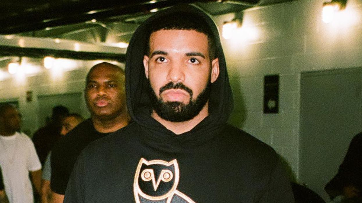 """Drake Shows Off His Insanely Luxurious New Private Jet, """"Air Drake"""" (Video)"""