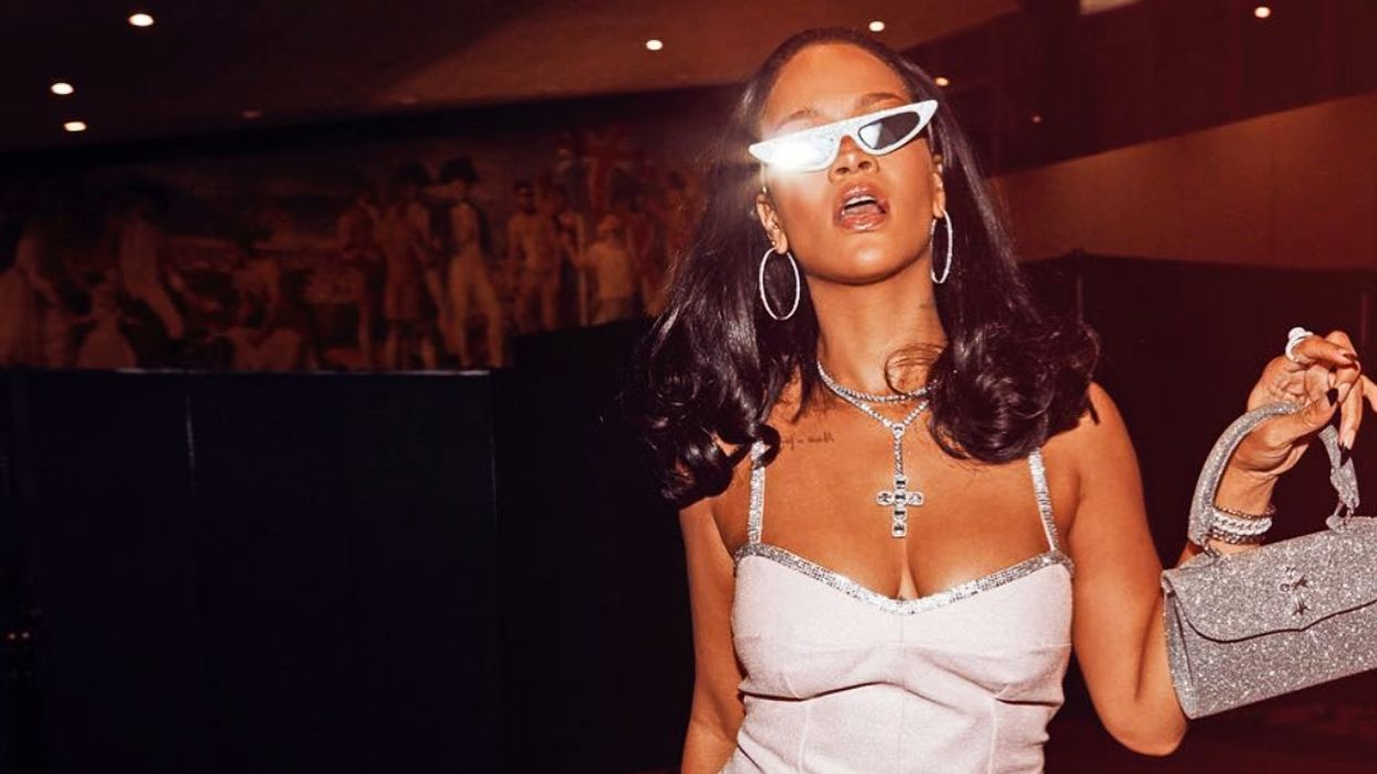 """Rihanna Announces All-New """"Fenty"""" Clothing Line Launch With Louis Vuitton"""