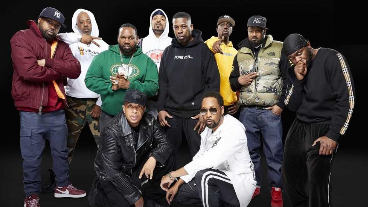 The Wu-Tang Clan Is Performing At Laval's Place Bell