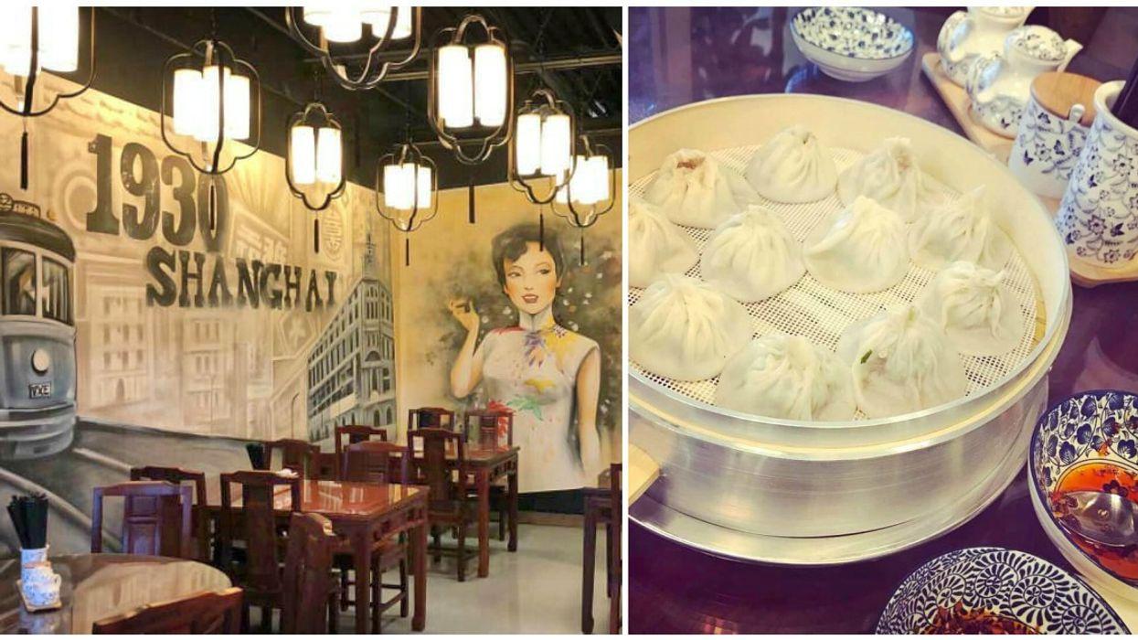 Montreal's West Island Just Got An All-New Soup Dumpling Restaurant