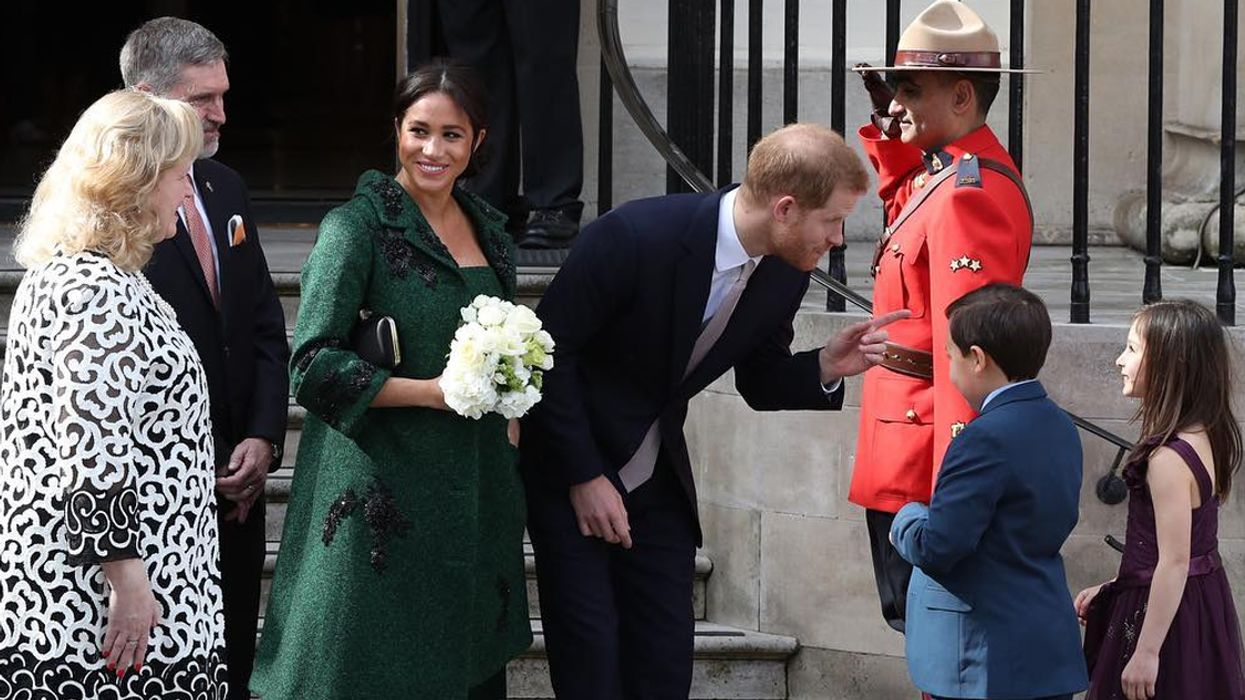 It's Official: Meghan Markle Has Given Birth To A Baby Boy